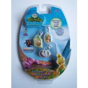 Disney Fairies Pixie Hollow Clickables Charms   Queen