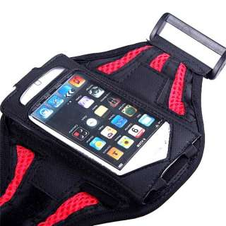 Hot Mesh Running Sports Armband Case Cover Holder For iPhone 4 4S 4G 3