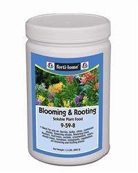 Fertilome Blooming & Rooting Plant Fertilizer 1.5 lb fruiting 9 59 8