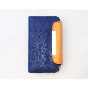 Wecase® Premium Leather Wallet Case for Apple iPhone 4/4S