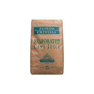 Florida Cryslals Natural Cane Sugar ( 1x25lb)  Grocery