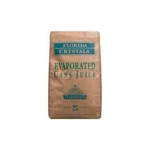 Florida Cryslals Natural Cane Sugar ( 1x25lb)  Grocery