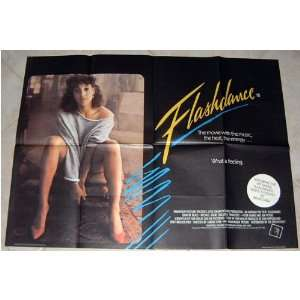 Flashdance   Jennifer Beals   Original British Movie