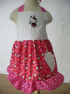 Hello Kitty Ladybug Hearts Halter Dress