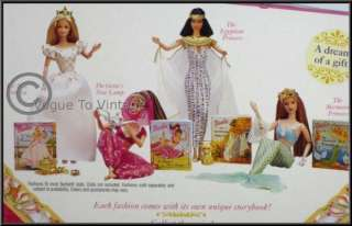 BARBIE Fashion Tales Clothes Genie JEANNIE Outfit NEW