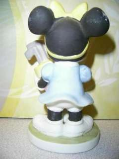 Minnie Mouse Figurine golf bag Walt Disney vintage art