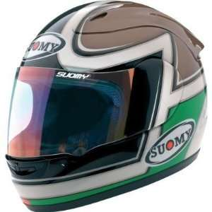 Suomy Spec 1R Extreme Helmet Color Italia Size Extra Large XL XF0101