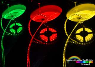 Multi Color LED Light Strip String Rope 10 Mtrs 32 Feet Remote control