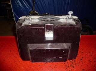 1981 Honda CB900 Custom Honda Line Luggage Rack Suitcase 1