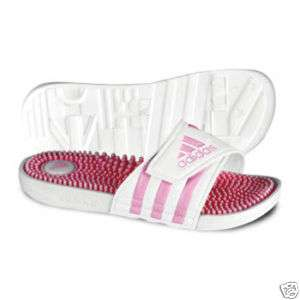 Womens Adissage White Diva Pink All Size 5 6 7 8 9 10 11 12