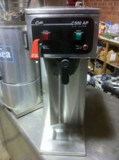 Curtis Coffee Brewer Model C 500 w/ Hot Water Dispenser