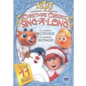 Original Television Christmas Classics Sing A Long (Full