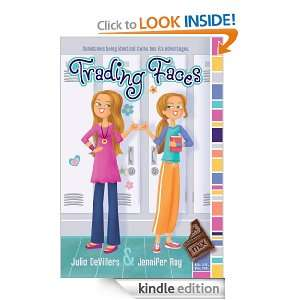 Trading Faces: Julia DeVillers, Jennifer Roy:  Kindle Store
