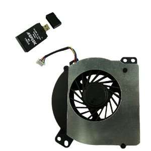 Laptop CPU cooler Suitable For DELL Latitude E5400 E5500 w/ Thermal