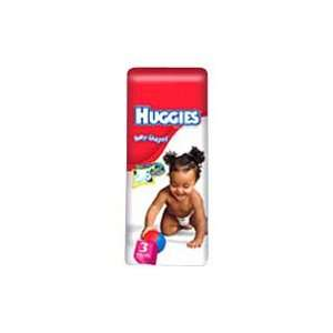 Huggies Ultratrim Diapers Unisex, Size 3, 16 28 lbs, Convenience Pack