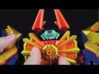 Power Rangers Samurai Deluxe Megazord   ClawZord   Bandai   Toys R