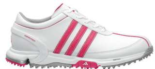 2011 Adidas Traxion Lite Sport Womens Golf Shoes White