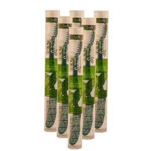 Toothbrush, Preserve Jr. Kids Endangered Species, Soft, Color Green