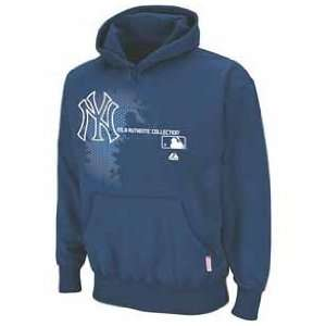 New York Yankees AC Change Up Performance Hooded Sweatshirt