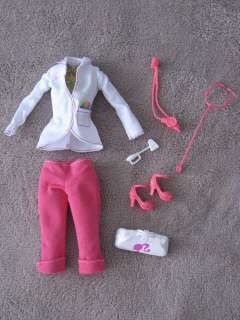 BARBIE & KEN DOLL DOCTOR DENTIST CLOTHES COATS CHARTS BAGS ACCESSORIES