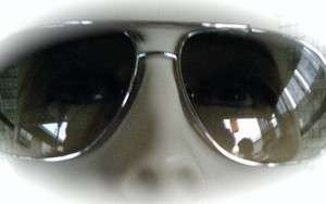 53MS SUNGLASSES GRAY GRADIENT LENS NIB MADE IN ITALY MSRP$399