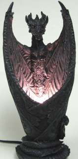 Wicked `Fire of the Dragon` Accent Lamp Light Evil