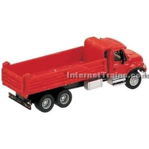 Boley HO Scale International 7000 3 Axle Heavy Duty Dump