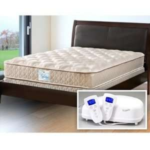 Serta Perfect Aire 2 Zone Cal King Airbed Set
