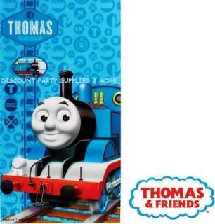 Thomas the Tank Engine Train & Friends Cello Treat Party Loot Bags