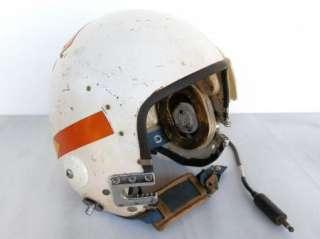 6C Jet Pilots Helmet Original Reflective Tape MIL H 22995A Size Medium