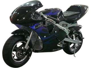 SUPER COOL MOTO TEC 36v ELECTRIC POCKET BIKE MOTORCYCLE SCOOTER