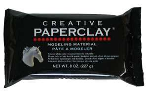 Lot of 3 packs Creative PAPERCLAY doll sculpting   3lbs