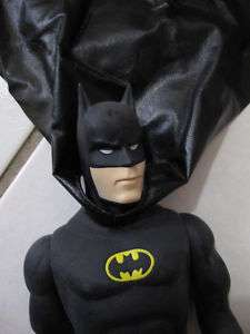 VINTAGE 1989 DC COMICS BATMAN ACTION FIGURE DOLL MWT