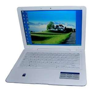 13.3 Inch Mini Netbook Laptop with Intel N450 1.6G CPU