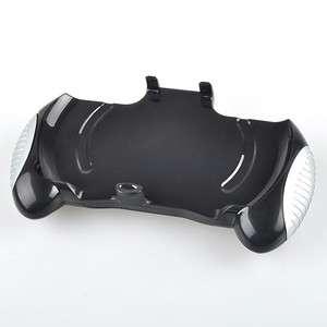 Plastic Black Hand Grip Bracket Joypad Handle Holder Hold For PSP GO
