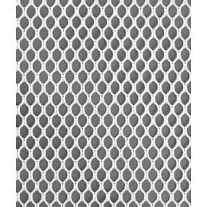 4mm Polyester Hex Mesh White Fabric: Arts, Crafts & Sewing