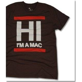 Local Celebrity Hi, Im a Mac Black T shirt Tee Explore similar items