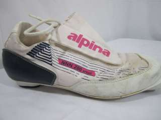 VTG Alpina NNN 200 Speed Cross Country Ski Boots Sz 43