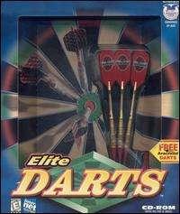 Elite Darts PC CD Cricket Baseball 101 301 & more games