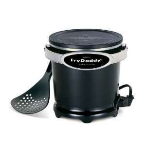 Presto Fry Daddy Electric Deep Fryer (Pack of 2):  Kitchen