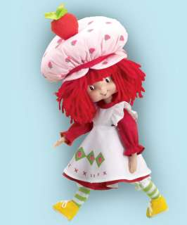 Madame Alexander Strawberry Shortcake Vinyl Doll NIB