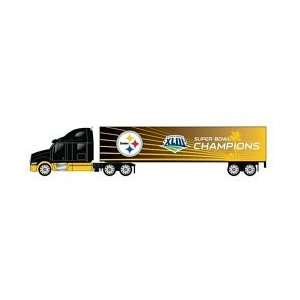 Steelers Super Bowl 43 Champions Tractor Trailer:  Sports