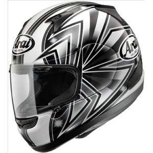 Arai RX Q Graphics Talon Gray Full Face Motorcycle Helmet XX Large New
