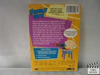 Family Guy   Volume 1 Seasons 1 & 2 (DVD) 4 Disc set 024543069515