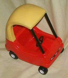 CRAZY COUPE LITTLE TIKES FOR DOLL HOUSE