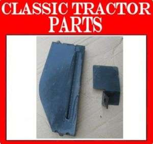 JOHN DEERE Model STX38 Engine Skirt Panels BLACK DECK Tractor STX30