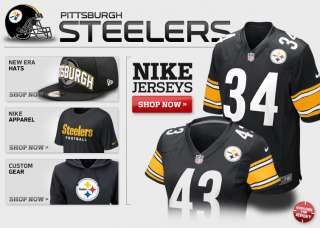 Pittsburgh Steelers Apparel   Steelers Gear, Steelers Merchandise