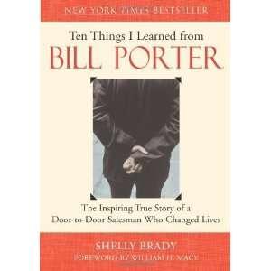 Story of the Door to Door Salesman Who Changed Lives [Paperback