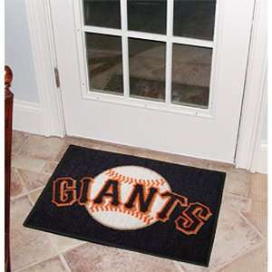 San Francisco Giants MLB Starter Floor Mat (2x3) Sports