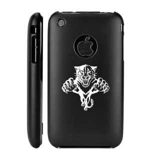 Apple iPhone 3G 3GS Black Aluminum Metal Case Florida